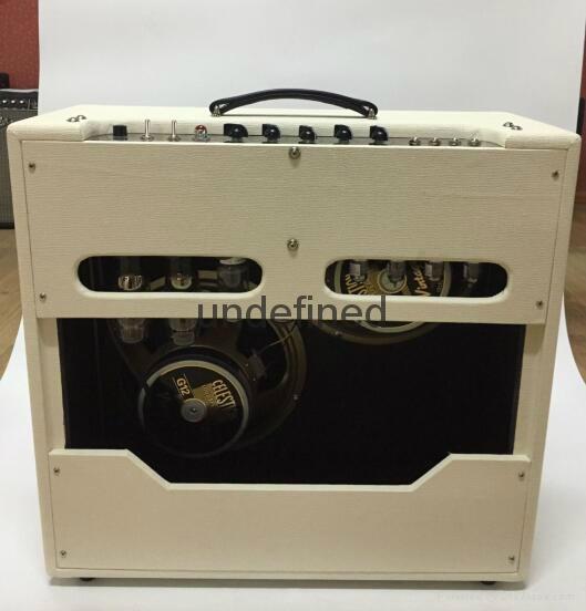 手工搭棚全电子管电吉他音箱40W 7