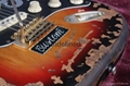 10 s custom shop limited edition Masterbuilt srv stevie ray vaughan tribute elec