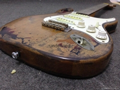 Rory Gallagher Signature ST Relic