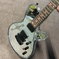 High-End Crystal Body Electric Guitar with Led Light