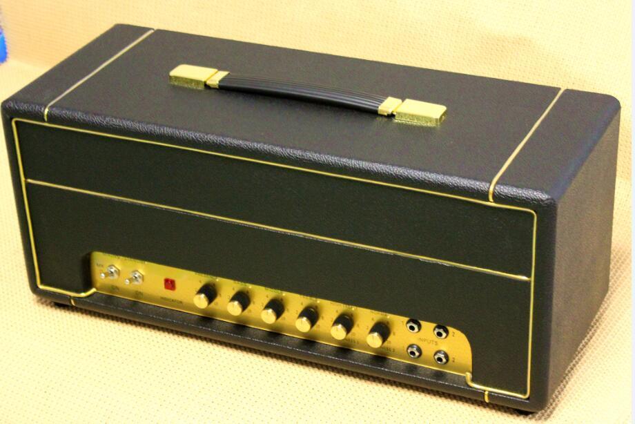 Plexi59 Marshall Style Handwired All Tube Guitar Amplifier Head 50W