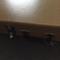 New style specially customized rectangular guitar case