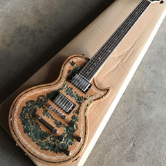 custom LP electric guita