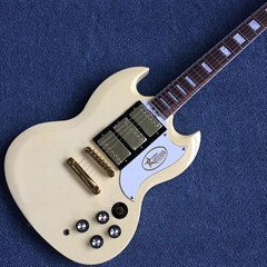 SG electric guitar,Rosew