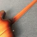 High quality custom electric guitar, rosewood fingerboard,Flamed Maple Guitarra
