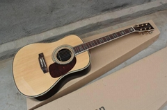 """Martin D45 Classical Acoustic Guitar 41"""" Solid Spruce Top Rosewood back Side (Hot Product - 3*)"""