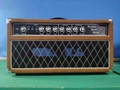 Grand Overdrive Special Grand Amplifier 50W JJ Tube Vox Grill Cloth Suede Tolex