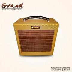 Custom Grand Princeton 5f2a Handmade Guitar Combo Amplifier 5W Celestion Speaker
