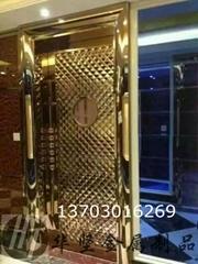 定制KTV酒吧防火包厢门