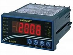 LU-DP4W單相交流電能表