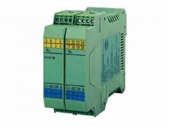 LU-AB22檢測端操作端F型隔離安全柵(二入二出)