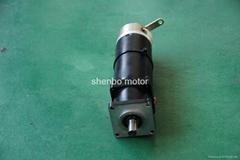 planetary DC gear motor