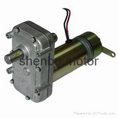 12v,24v small dc gear motor,worm gear motor