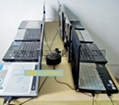 筆記本電腦展品保護器
