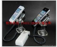 手機真機體驗防盜報警器可為手機充電