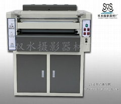 "24"" Multi-roller embossing machine"