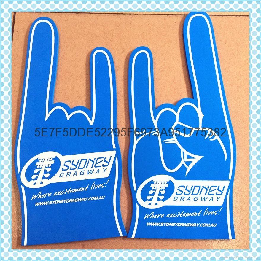 EVA手掌 助威加油手掌工具 球场用EVA手套 10