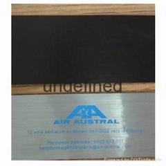 Aluminum Foil Fridge Magnet