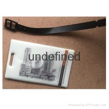 PVC Name Card Holder 1