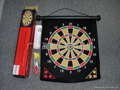 cloth dartboard