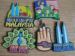 soft pvc fridge magnet;rubber magnet;pvc magnet