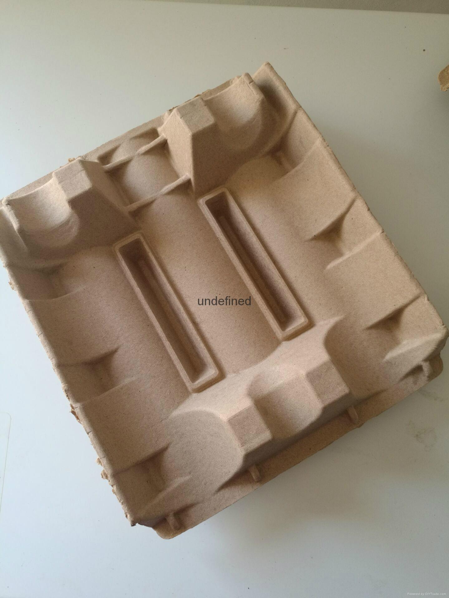 紅酒紙托 雞蛋托 紙漿模塑包裝 2