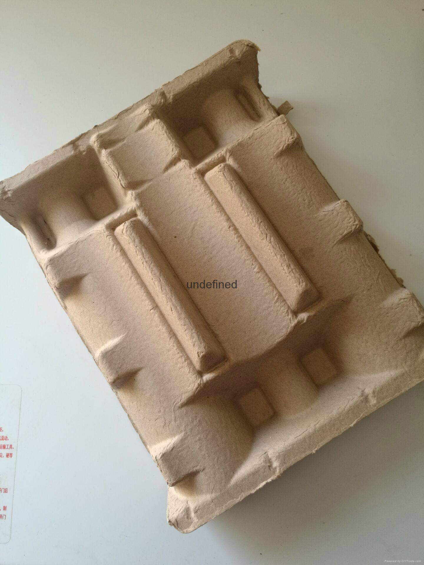 紅酒紙托 雞蛋托 紙漿模塑包裝 3