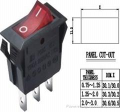 供应跷板开关PS8C-12