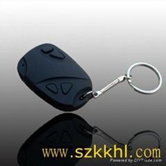 Car Keys high definition hidden spy camera
