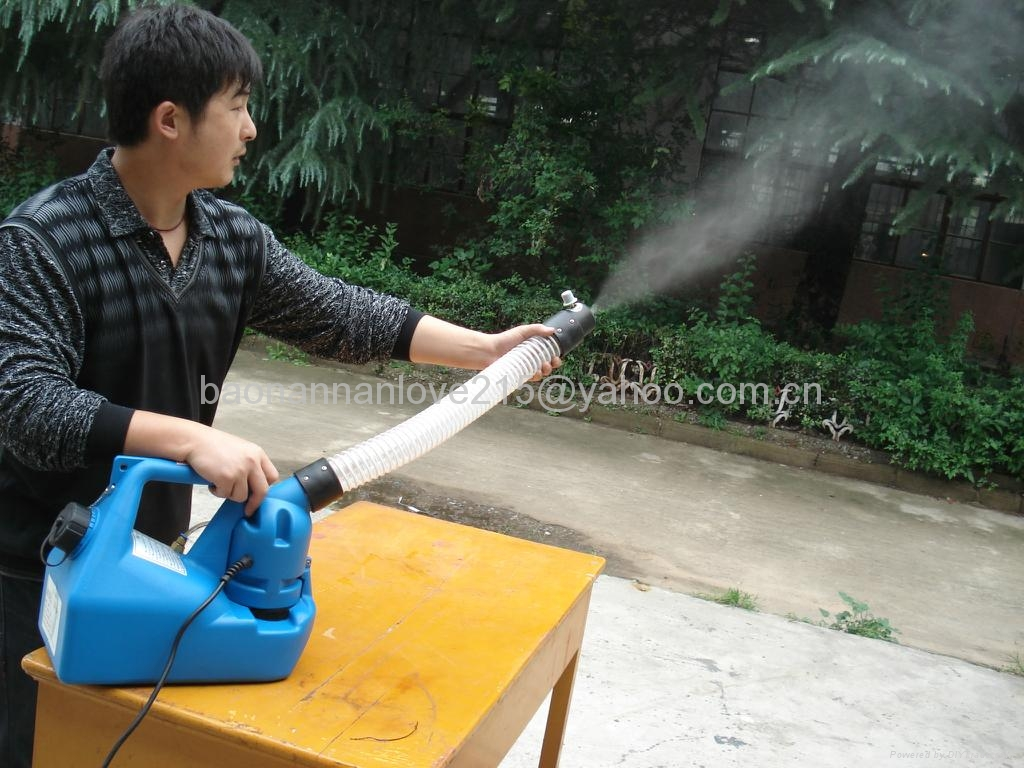 Fumigation Cold Fogger With Pest Control Or Dp2 China
