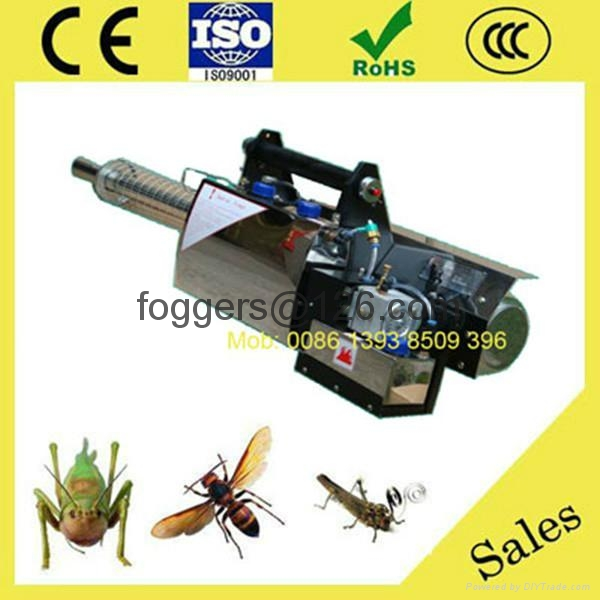 Portable Portable Thermal Fogger thermal fog machine agriculture fogging machine 2