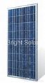 110W Glass Solar Panel