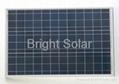 40W Glass Solar Panel