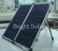100W Portable Solar Panel