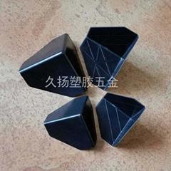打包裝塑料護角L型防撞三麵包角三角玻璃保護角