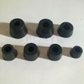 工业橡胶机脚防震胶垫螺丝脚垫电