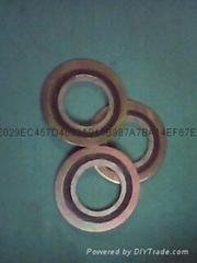 金屬纏繞式墊片