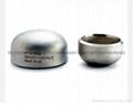 碳钢椭圆形管帽