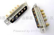 深圳D-SUB 5W5焊线式插头连接器