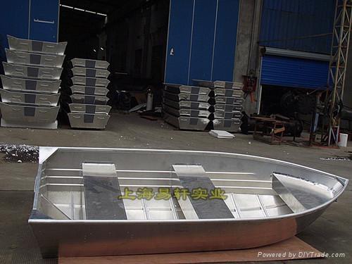 鋁合金小艇-A 5