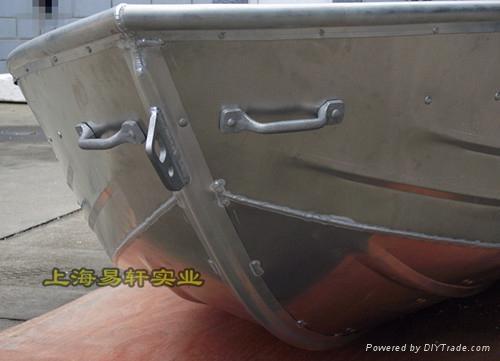 鋁合金小艇-A 4