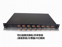 順天昌WCDMA多路8卡3G高靈敏度無線固話