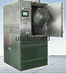 Automatic Rubber Deflashing Machine for