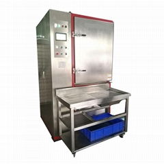 Cryogenic Deflashing Machine from China PG-80T