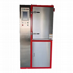China Cryogenic De-flashing Machine for Rubber Components