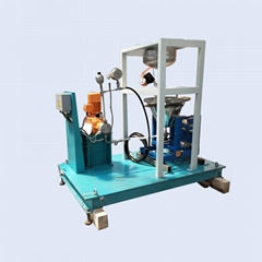 Liquid Loss in Weight Feeder for Liquid material