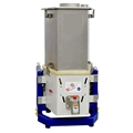 Flexible Paddle Massaged PUR hopper loss-in-weight feeder