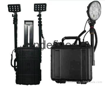 旭超供应ZL8202 便携式移动照明灯 1