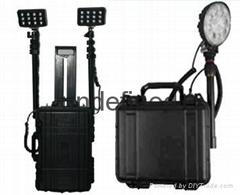旭超供应ZL8202 便携式移动照明灯