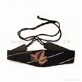 handmade beaded sequin belt 1